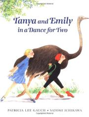 Book Cover for TANYA AND EMILY IN A DANCE FOR TWO