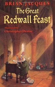 Book Cover for THE GREAT REDWALL FEAST