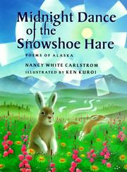 Cover art for THE MIDNIGHT DANCE OF THE SNOWSHOE HARE