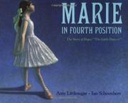 MARIE IN FOURTH POSITION by Amy Littlesugar