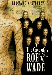 Cover art for THE CASE OF ROE V. WADE