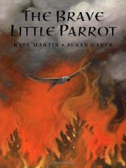 Cover art for THE BRAVE LITTLE PARROT