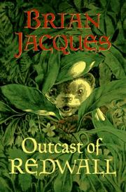 Cover art for OUTCAST OF REDWALL