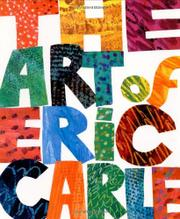 Cover art for THE ART OF ERIC CARLE
