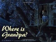Cover art for WHERE IS GRANDPA?