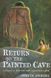 Cover art for RETURN TO THE PAINTED CAVE