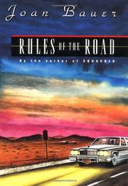 Cover art for RULES OF THE ROAD