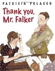 Cover art for THANK YOU, MR. FALKER