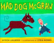 Book Cover for MAD DOG MCGRAW
