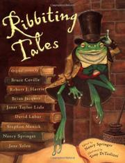 RIBBITING TALES by Nancy Springer