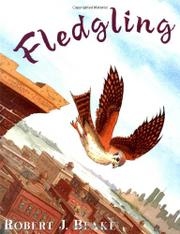 Cover art for FLEDGLING
