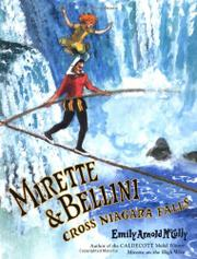 MIRETTE & BELLINI CROSS NIAGARA FALLS by Emily Arnold McCully