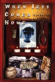 Cover art for WHEN JEFF COMES HOME