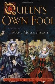 Cover art for QUEEN'S OWN FOOL