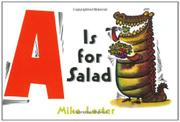Cover art for A IS FOR SALAD