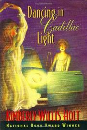 Cover art for DANCING IN CADILLAC LIGHT