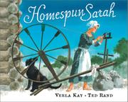 Cover art for HOMESPUN SARAH