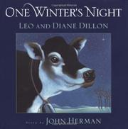 Cover art for ONE WINTER'S NIGHT