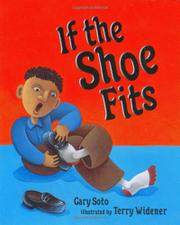 IF THE SHOE FITS by Gary Soto