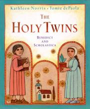 Cover art for THE HOLY TWINS