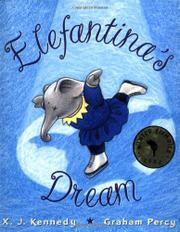 Book Cover for ELEFANTINA'S DREAM