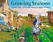 Book Cover for GROWING SEASONS