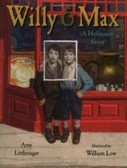 Book Cover for WILLY AND MAX