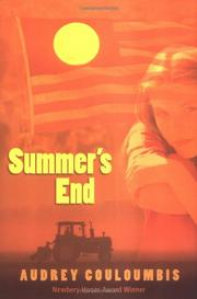 Cover art for SUMMER'S END