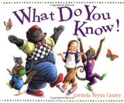 Book Cover for WHAT DO YOU KNOW!