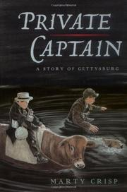 PRIVATE CAPTAIN by Marty Crisp