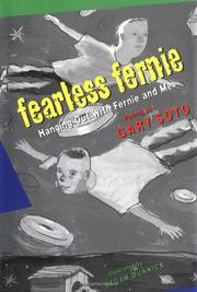 Book Cover for FEARLESS FERNIE