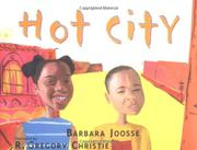 HOT CITY by Barbara Joosse