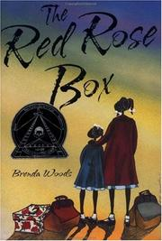 Cover art for THE RED ROSE BOX