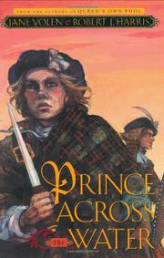 Book Cover for PRINCE ACROSS THE WATER