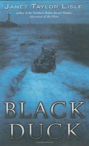 Cover art for BLACK DUCK
