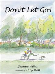 Book Cover for DON'T LET GO!