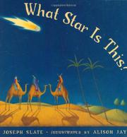 Book Cover for WHAT STAR IS THIS?
