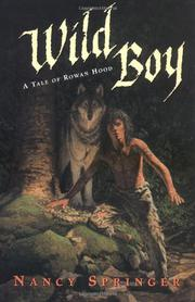 WILD BOY by Nancy Springer