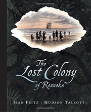 Cover art for THE LOST COLONY OF ROANOKE