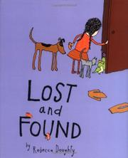 LOST AND FOUND by Rebecca Doughty