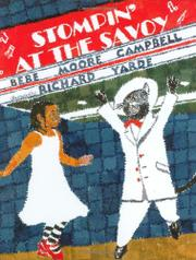 STOMPIN' AT THE SAVOY by Bebe Moore Campbell