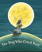Cover art for THE DOG WHO CRIED WOLF