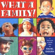 Cover art for WHAT A FAMILY!