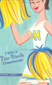 Cover art for I WAS A NON-BLONDE CHEERLEADER
