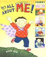 Book Cover for IT'S ALL ABOUT ME!