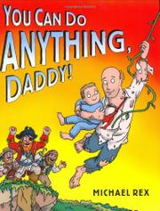 Book Cover for YOU CAN DO ANYTHING, DADDY!