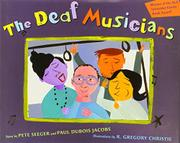 Cover art for THE DEAF MUSICIANS