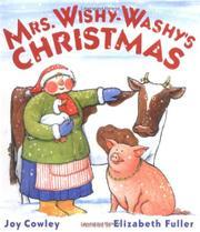 MRS. WISHY-WASHY'S CHRISTMAS by Joy Cowley