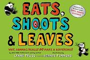 Cover art for EATS, SHOOTS AND LEAVES