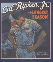 Book Cover for THE LONGEST SEASON